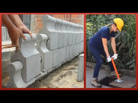 Construction Inventions & Advanced Working Technology