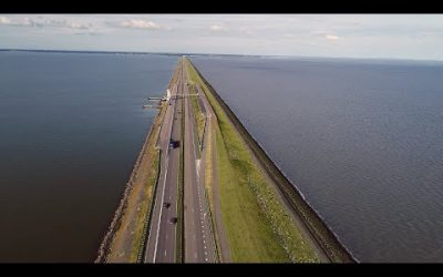 The Sea Wall That Saved a Nation