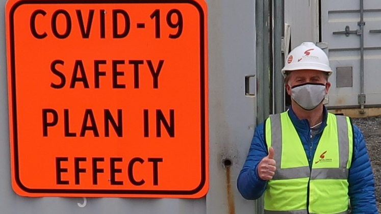 7 Ways to Improve Construction Safety Culture During a Pandemic