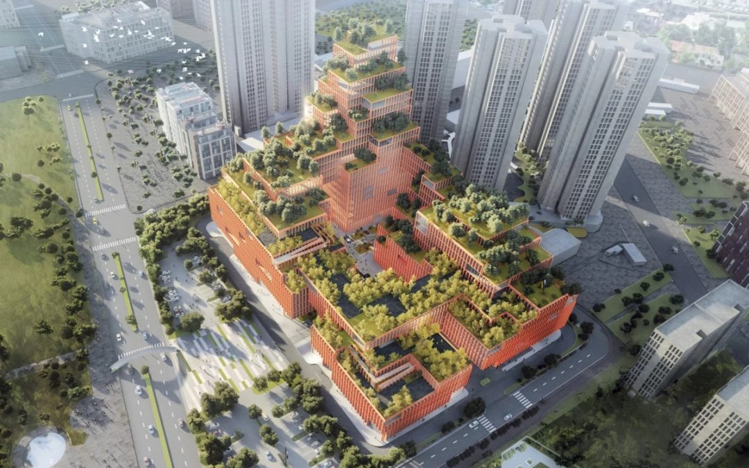 Shenzhen Rehab Center Topped by Tree-packed Therapeutic Garden