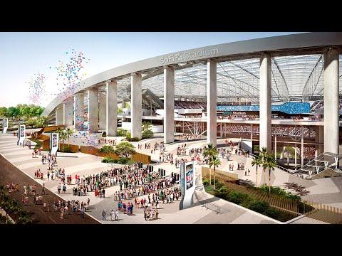 LA's $5BN Super Stadium