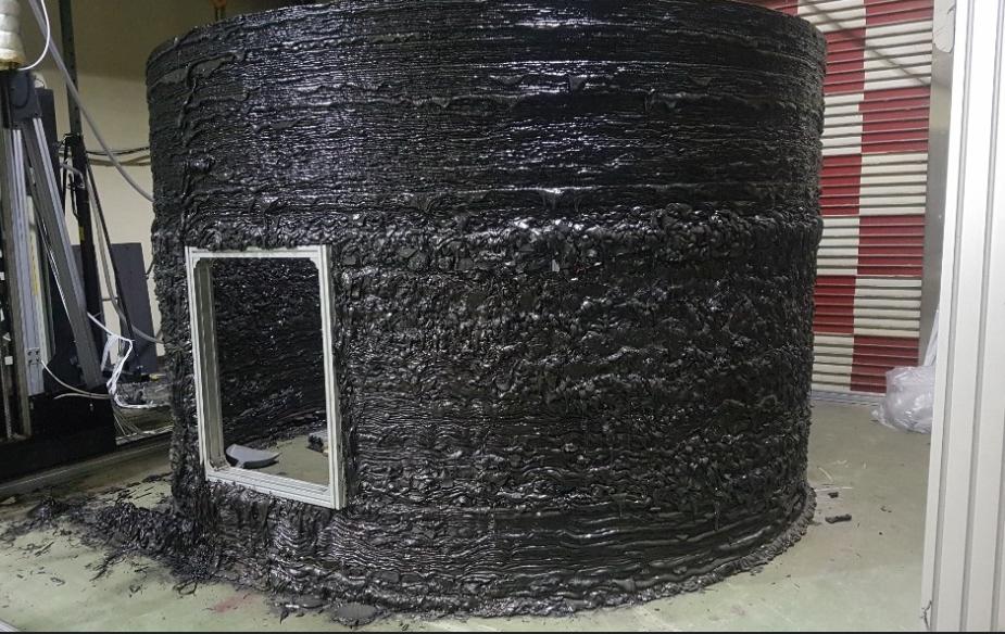 Korean Team Develops In-Situ Space Construction 3D Printing for NASA Challenge