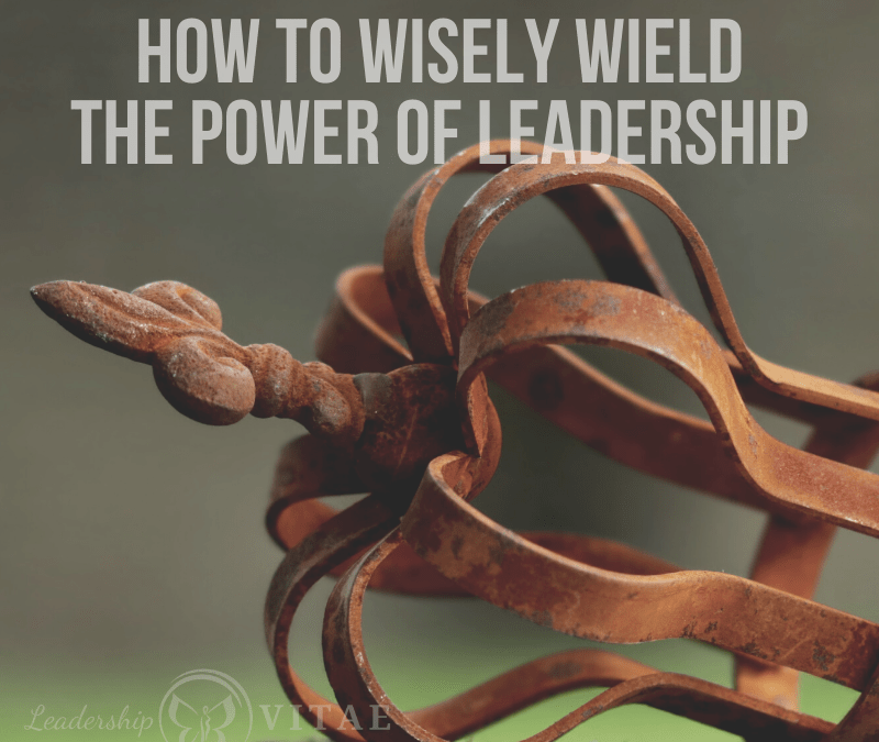 How to Wisely Wield the Power of Leadership
