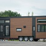 Minimaliste Adds Storage and well-stocked Kitchen to Roomy Tiny House