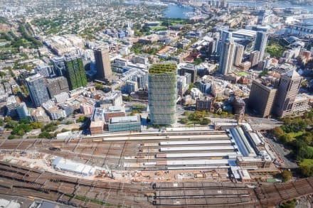 World's Tallest Hybrid Timber Tower to be Built in Sydney