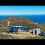 Tiny Container House; Epic Off-The-Grid Container Home In Breathtaking Location!