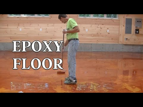 Epoxy Flooring (Beginners Guide Step By Step)