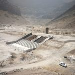 Underground Dam - Construction of Oman's Wadi Ghamada Dam project 67% complete