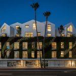 "MAD's ""Billside Village"" Creates Inner-city Oasis in Beverly Hills"