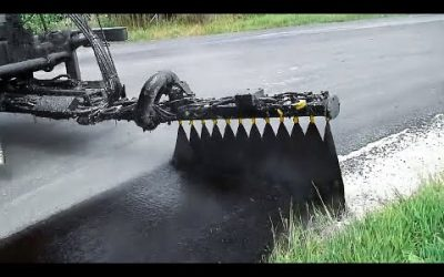 Incedible Road Construction and Maintenance Technologies