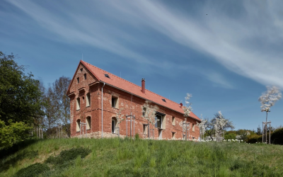 Dilapidated Czech Ruin Harbors 21st Century Surprise