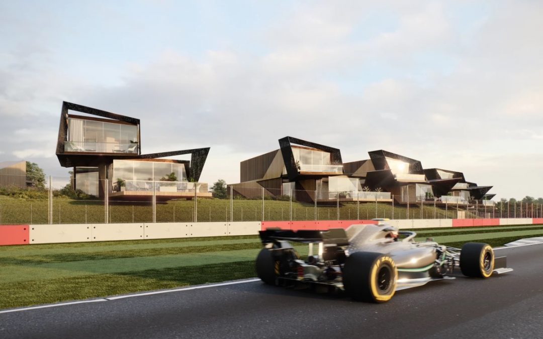 Silverstone Luxury Homes Rev up for a Trackside View