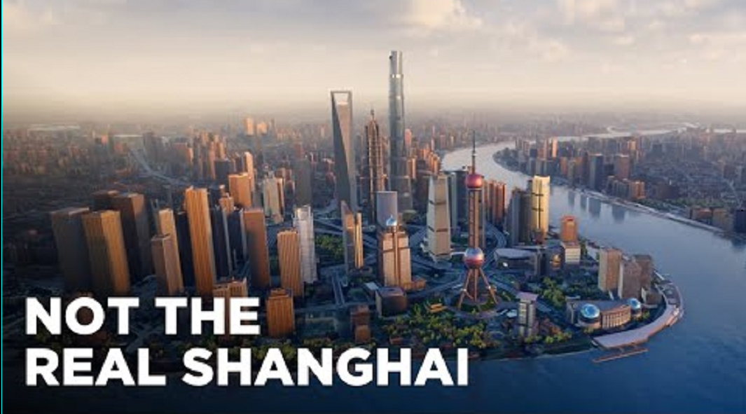How China Cloned Shanghai