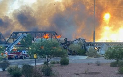 Fire Guidance for Bridges should be 'Accelerated' after US Rail Crossing Collapse