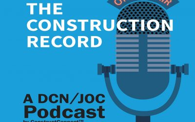 PODCAST – Construction Scheduling Data to Create Insights, Efficiencies, Predictions and analytics