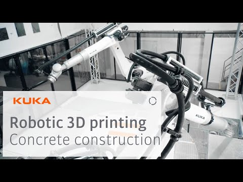 VIDEO – Aeditive Presents Cncrete Aeditor 3D Printer for Construction