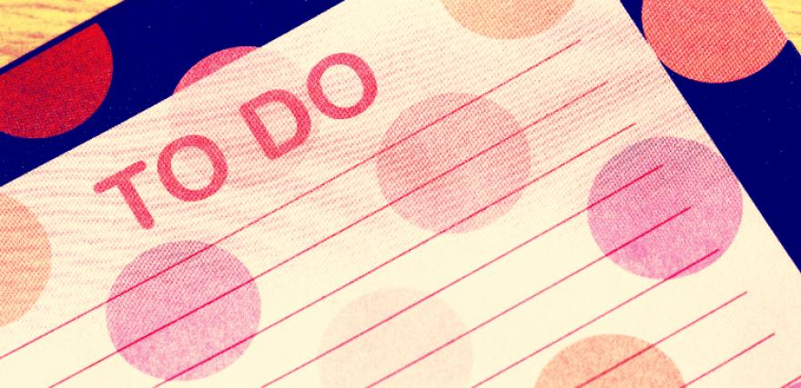 Manage and Prioritize Your to-do List