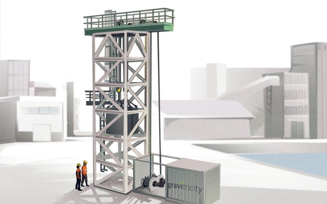 Prototype Gravity-based Energy Storage System Begins Construction