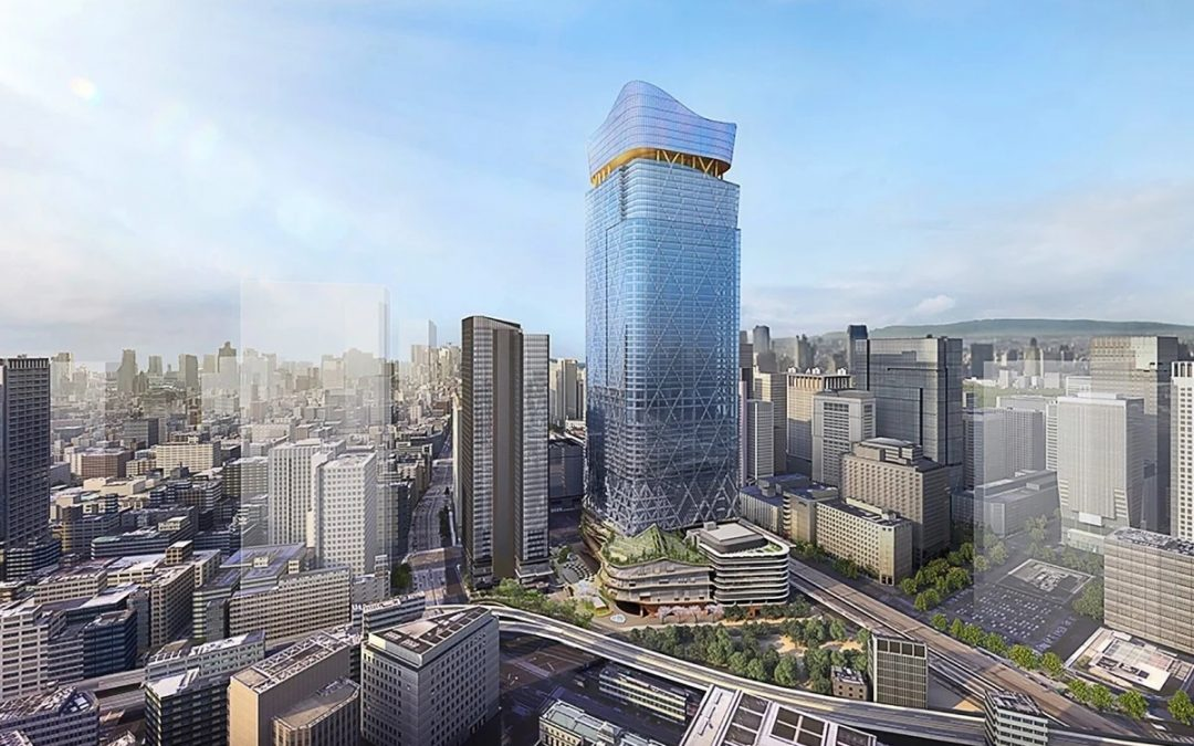 Japan's Tallest Skyscraper, Named 'Torch Tower', to be Built in Tokyo