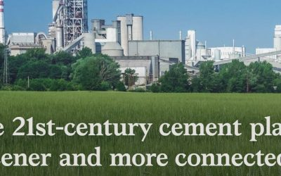 The 21st-century Cement Plant: Greener and More Connected
