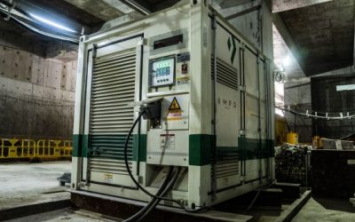 Battery Revolution Prepares to Take on Noisy Construction Sites