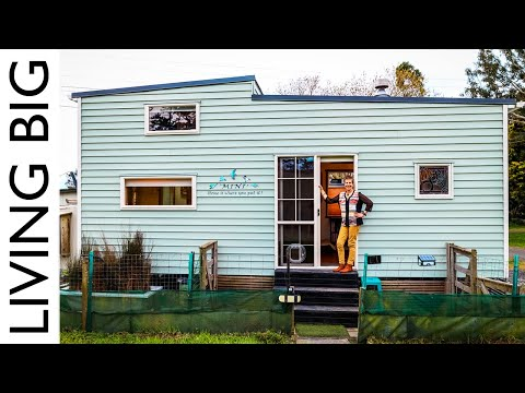 A Perfect Tiny Home For A Woman And Her Dogs