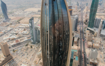 World's Seventh Tallest Building Comes to Life with BIM