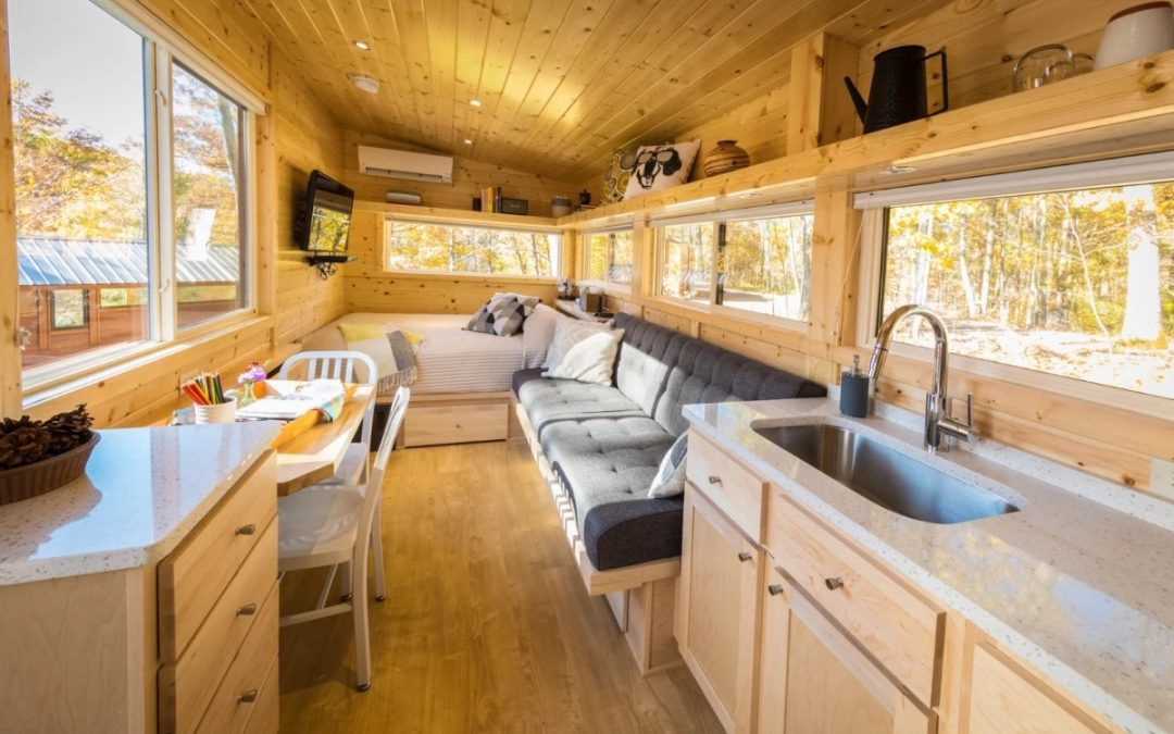 Gallery: A Look at the Tiny House Movement's Most Impressive Interiors