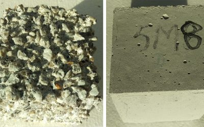 VIDEO – Cement-Free Concrete Beats Corrosion and Gives Fatbergs the Flush