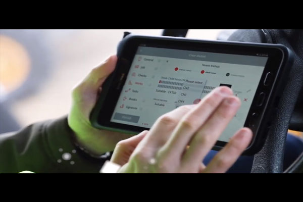 Acciona Unveils Digital Tool to Monitor Earthmoving Machinery