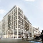 Mace Has been Signed up as Main Contractor for a New 10-Storey Office Development Close to Farringdon Station in London