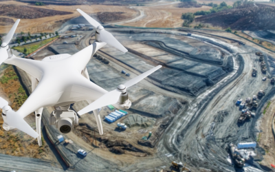 SiteAware Raises $10 Million to Track Construction Zone Progress using Drones and AI