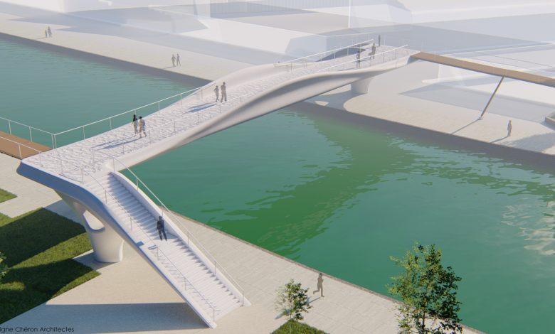 XTreeE to 3D print Footbridge in Paris for 2024 Olympic Games
