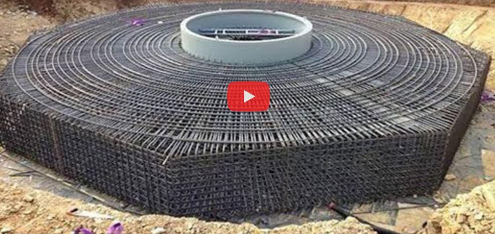 Amazing Wind Turbine Farm Construction Process With Modern Technology
