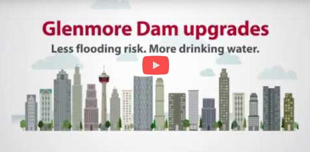 Calgary Dam Upgrade; Improvements to the Glenmore Dam