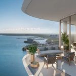 Yacht-inspired luxury Tower Makes a Splash in Miami