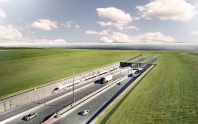 Top Story in Tunnel Construction: Fehmarnbelt Tunnel will be the World's Longest Immersed Tunnel