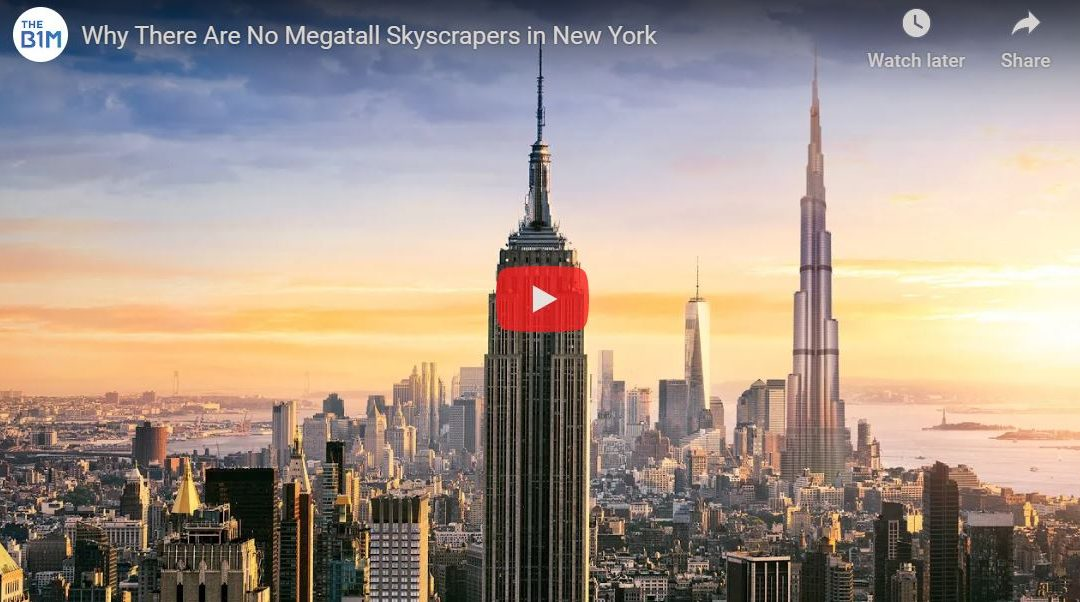 Why New York Has Stoped Megatall Skyscrapers Projects Taller Than 600 metre