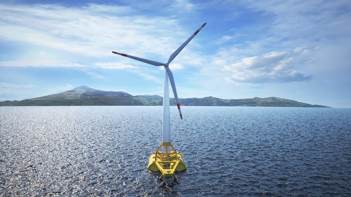 Using precast Concrete in Floating Wind Platform Project – DemoSATH