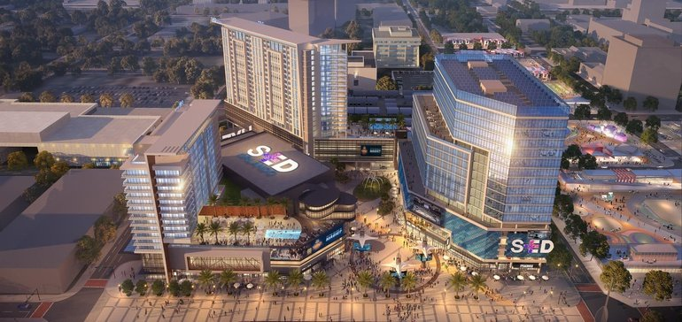 $500M Florida Sports District to Use Digital Twin Modeling
