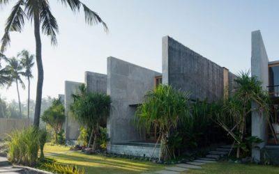 Bamboo Formwork; Australian-designed Bali Resort the Tiing in Line for Major Design Award