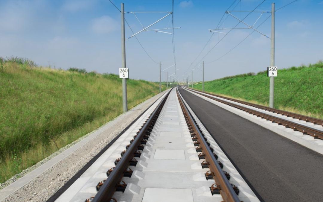 HS2 Signs £260m Concrete Slab Track Deal