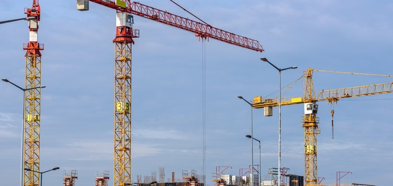 Report: Crane Counts in North American Cities Drop for First Time Since 2017