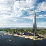 Skyscraper Annual Award. : Russia's Massive Lakhta Center named Skyscraper of the Year
