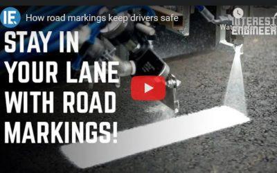 How Road Markings keep Drivers Safe