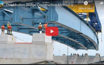 Modern Bridge Construction Method