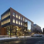 Prefab Concrete FacadeWashington State University's new Plant Sciences Building opens