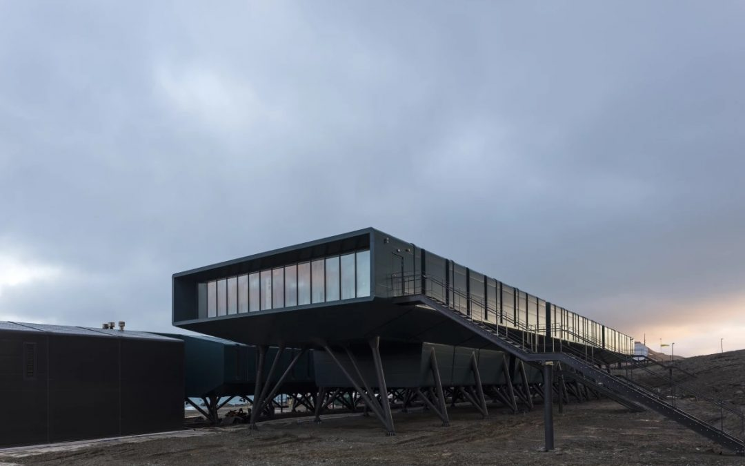 Brazilian Research Base Built to Withstand Antarctic Extremes