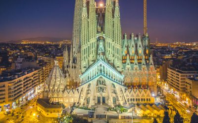 How Robots Could Save One of the World's Most Unusual Cathedrals