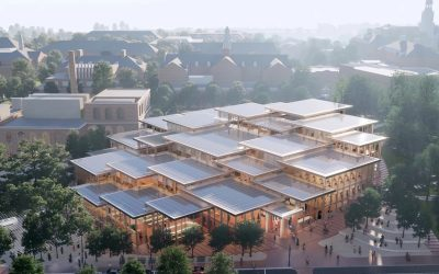 Johns Hopkins University: BIG Goes Back to School with Sustainable Village